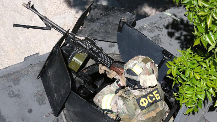 ФСБ сообщила о задержании в Астраханской области подозреваемого в работорговле