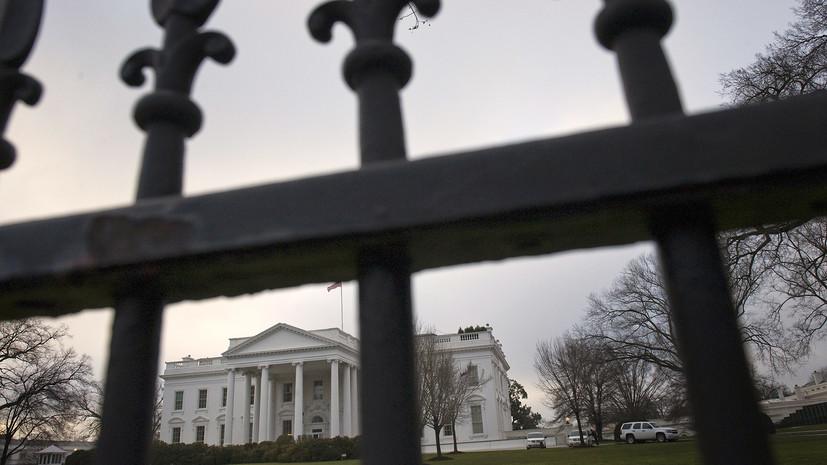Белый дом опроверг данные о намерении сократить число военных США в Южной Корее