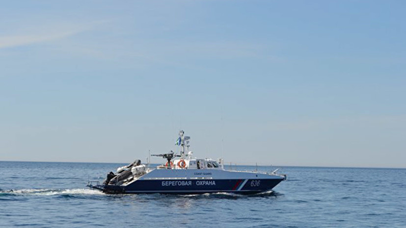 В Госсовете Крыма прокомментировали задержание украинского судна в Чёрном море