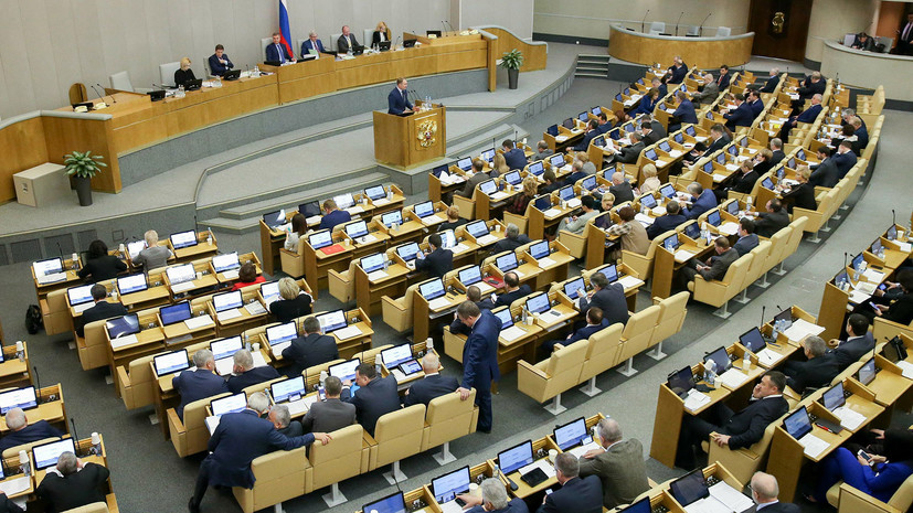 Госдума может рассмотреть кандидатуру на пост премьера 8 мая
