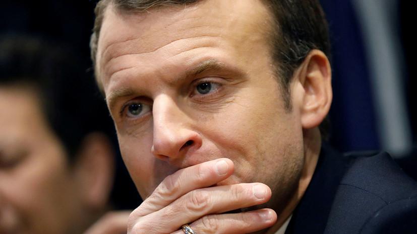 Спецпредставитель Франции: у Макрона не было сомнений по поводу визита в Россию
