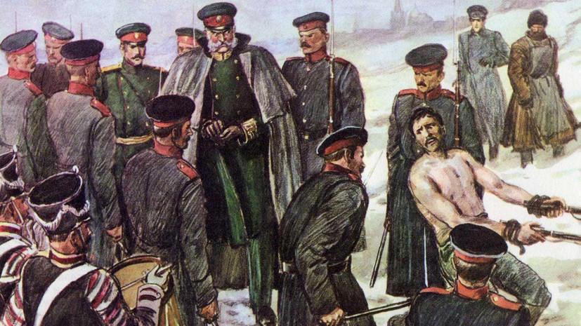 Как Александр II реформировал систему наказаний в российской армии