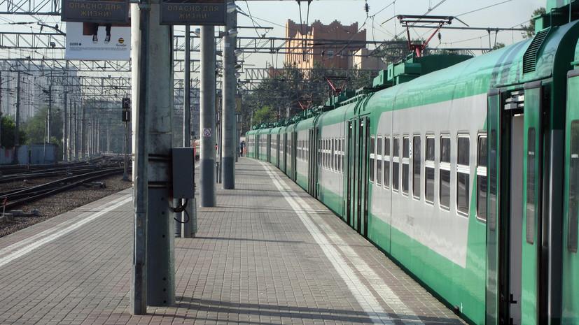 Восстановлено движение поездов Ярославского и Белорусского направлений МЖД