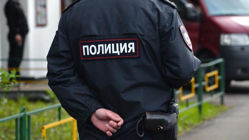 В Нижнем Новгороде нейтрализован напавший на сотрудников полиции мужчина
