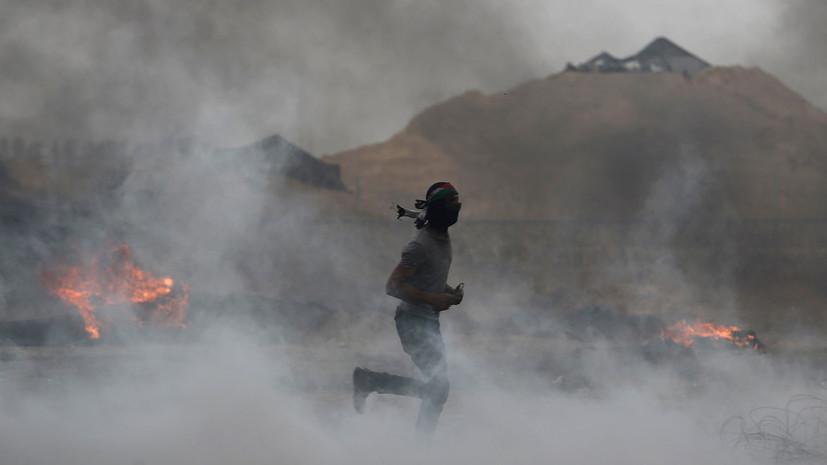 Пятеро палестинцев погибли при взрыве в секторе Газа