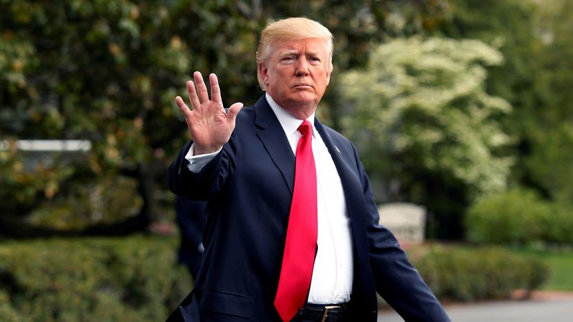 Экс-адвокат Трампа заявил, что президент не будет давать показания по «российскому делу»