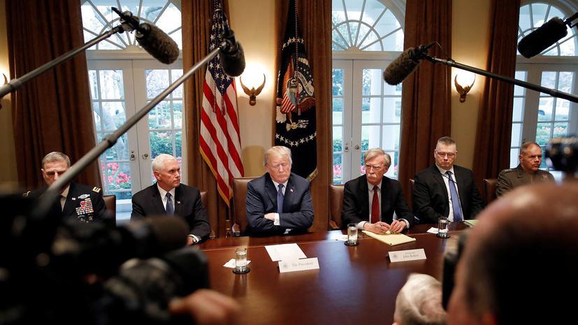«Политическая недисциплинированность»: почему Госдеп опроверг заявление адвоката Трампа о смене власти в Иране