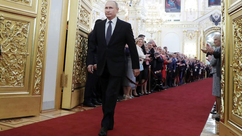 Путин посетит Вену 5 июня