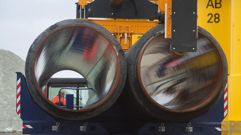 Миллер: строительство «Северного потока — 3» зависит от спроса на российский газ