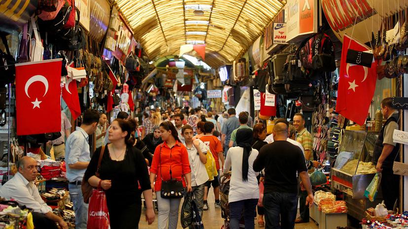 Лирическое отступление: как рекордное удешевление турецкой валюты скажется на экономике страны