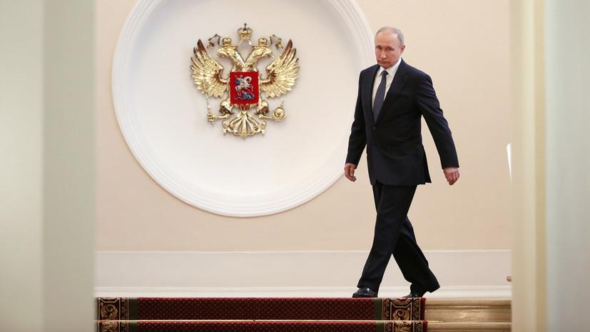 Путин присвоил звание Героя России погибшему от рук боевиков леснику