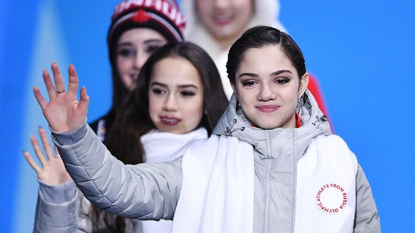 Тренер Жулин уверен, что уход Медведевой от Тутберидзе позитивно скажется на спортсменке