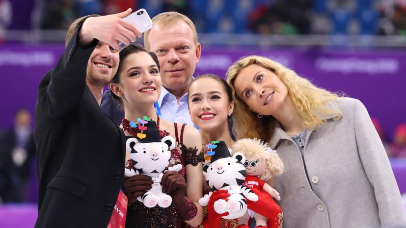 Жулин: знаю, что Тутберидзе хотела победы Медведевой на ОИ