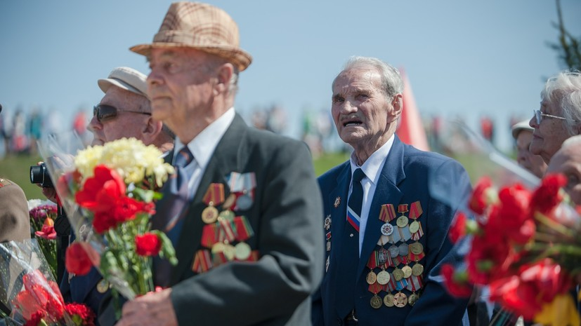 Проживающие в России и Прибалтике российские ветераны получат выплаты ко Дню Победы
