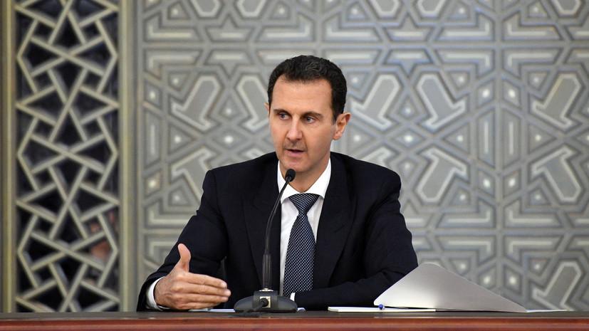 В Израиле пригрозили «устранить» Асада в случае нападения Ирана на страну с территории Сирии