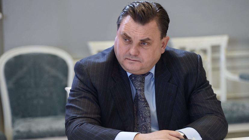 Медведев предложил кандидатуру Константина Чуйченко на пост вице-премьера