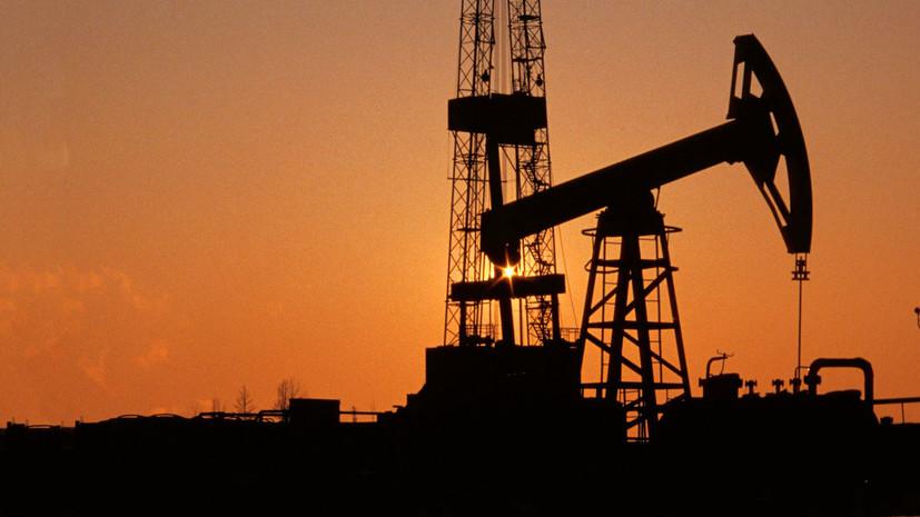 Цена на нефть марки Brent впервые с 2014 года превысила $76 за баррель