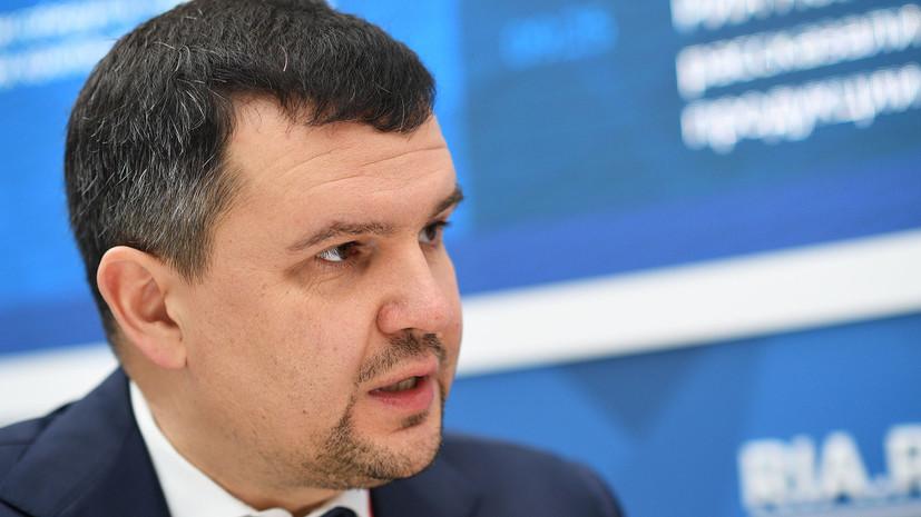 Медведев предложил кандидатуру Акимова на пост вице-премьера России