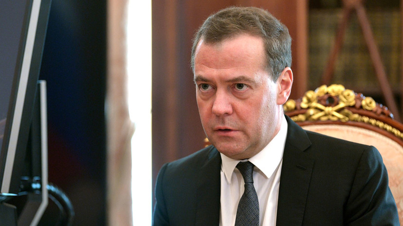 Медведев предложил кандидатуру Гордеева на пост вице-премьера по АПК