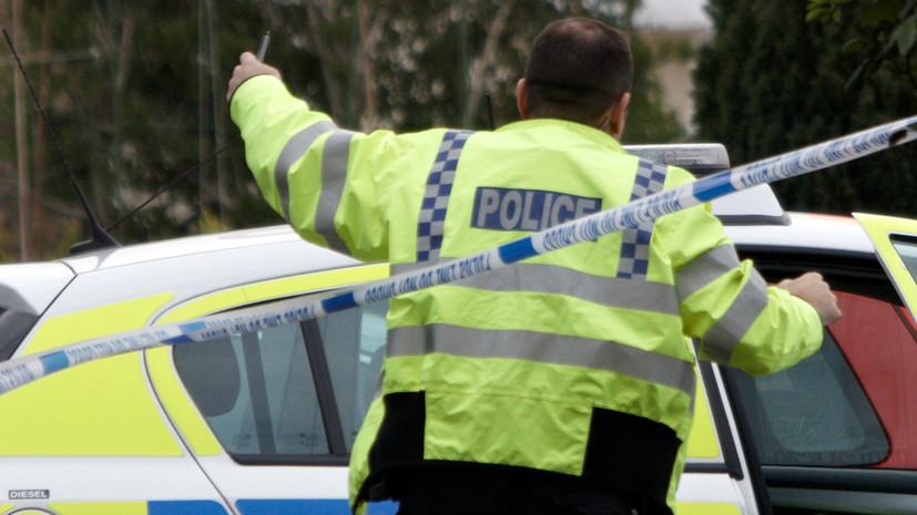 ВОксфорде произошла стрельба сучастием милиции
