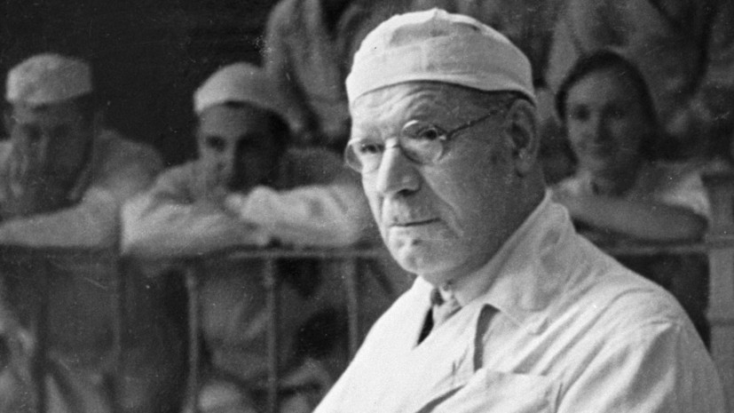 «Он ничего не боялся»: что сделал для победы в Великой Отечественной войне нейрохирург Николай Бурденко