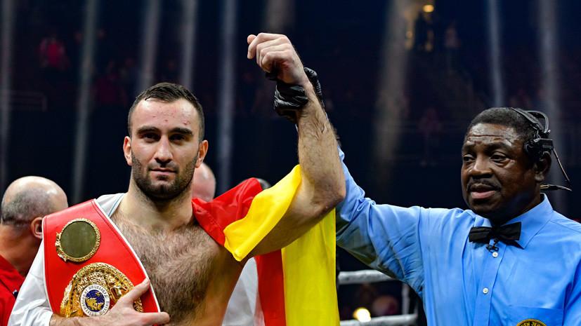 Гассиев и Тищенко поддержали акцию Федерации бокса России в честь Дня Победы