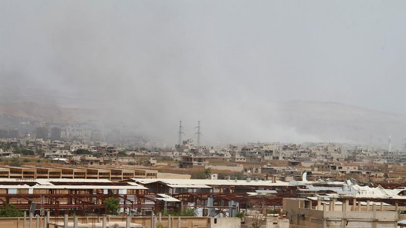 Эксперт оценил заявление Минобороны Франции о возможности нанесения новых ударов по Сирии