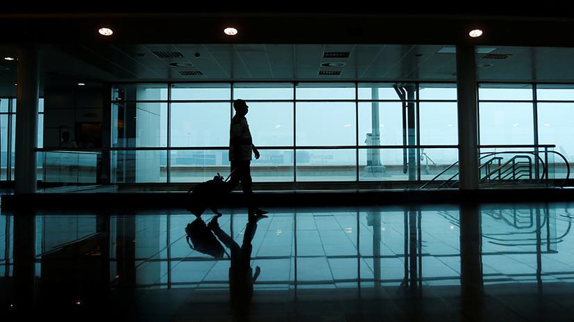 Все 18 задержанных в Египте россиян найдены в депортационном отделе каирского аэропорта
