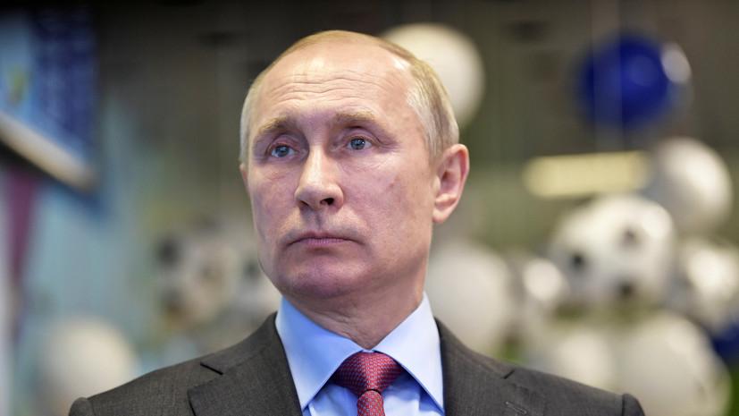 В Кремле объяснили, почему Путин не поздравил Порошенко с Днём Победы