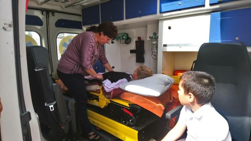 В Черкассах число госпитализированных с отравлением школьников превысило 50