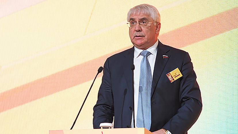 В «Справедливой России» объяснили поддержку кандидатур Акимова и Гордеева на посты вице-премьеров