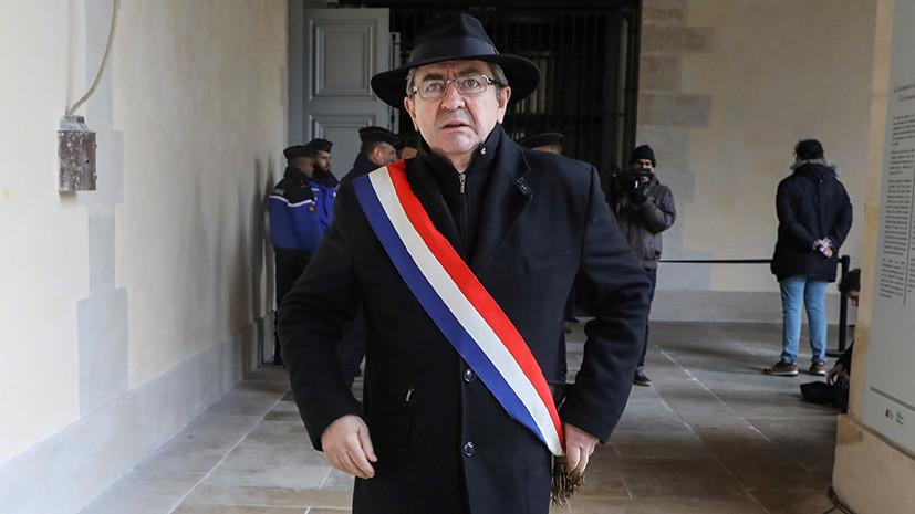 Меланшон выступил за создание франко-российского клуба для централизации усилий