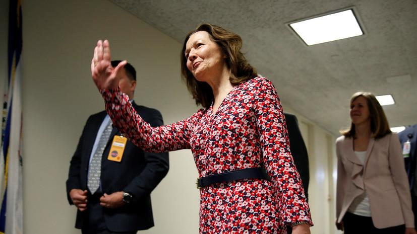 Организация «Врачи за права человека» выступила против назначения Хэспел на пост главы ЦРУ