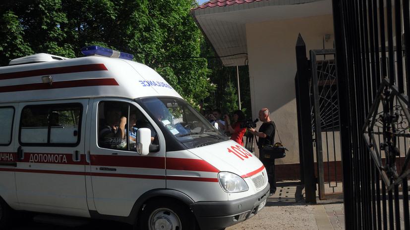 На Украине с начала года корью заболели 13,8 тысячи человек