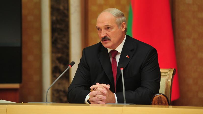 Лукашенко намерен встретиться с Путиным «буквально на днях»