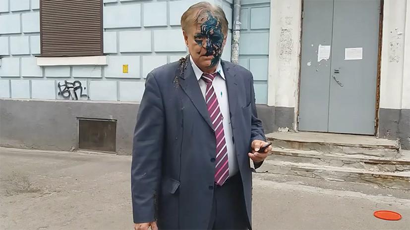 Глава представительства Россотрудничества в Киеве попал в базу данных «Миротворца»
