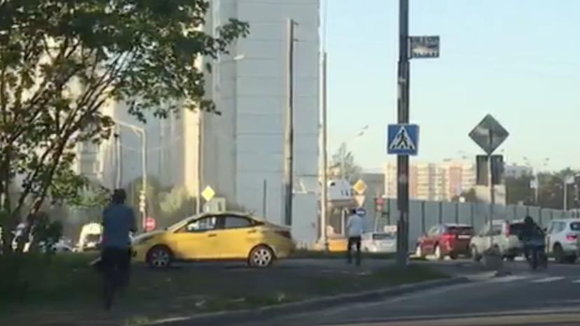Источник: в Новой Москве в ДТП с микроавтобусом пострадали шесть человек