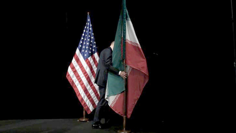 В США заявили о готовности к обсуждению ситуации вокруг Ирана с другими странами