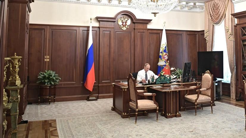 Путин поручил принять меры по улучшению социально-экономического положения ветеранов