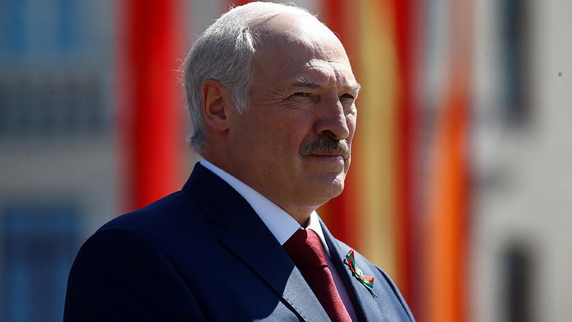 Лукашенко: никаких убыточных и дотационных проектов в Белоруссии быть не должно