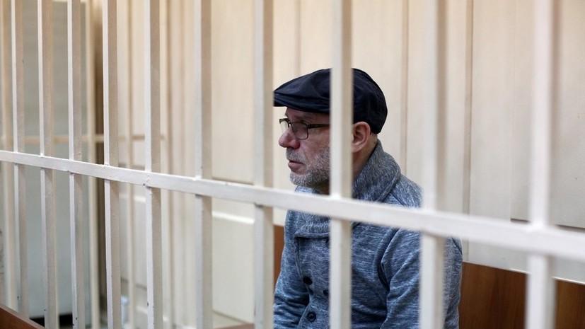 Суд вернул следствию повторную просьбу о переводе Малобродского под домашний арест