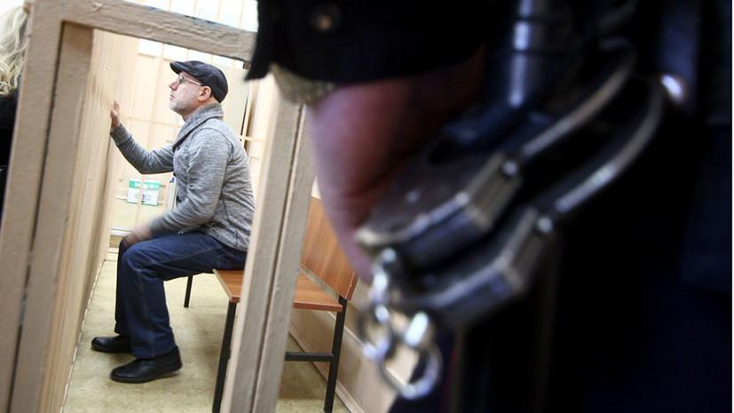Малобродскому вызвали в суд скорую