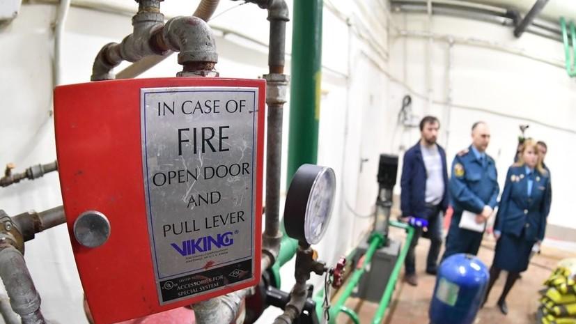 В МЧС сообщили о выявлении более 220 тысяч нарушений пожарной безопасности в ходе проверок