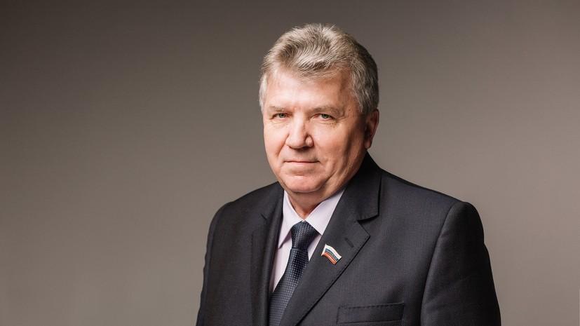 Мэр Ульяновска ушёл в отставку