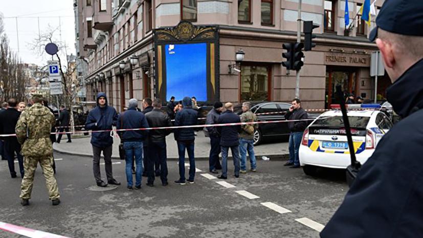 Прокуратура Украины заявила о завершении расследования дела об убийстве Вороненкова