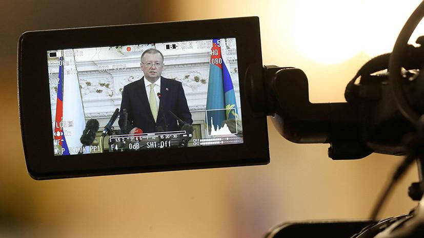 Посол России: время в деле Скрипалей работает против Британии