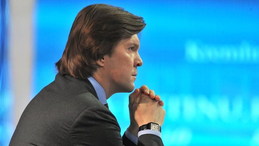 Кирилл Клейменов перестал вести программу «Время»