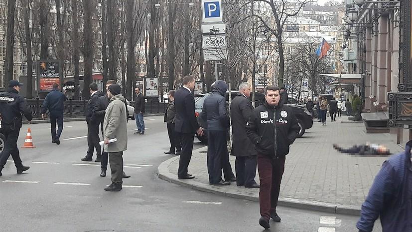 «Похоже на семейную драму, но официальная версия другая»: на Украине завершено расследование убийства Вороненкова