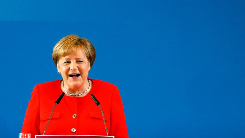 Меркель заверила Рухани в приверженности Европы ядерной сделке с Ираном