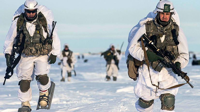 Прохладный фронт: США обеспокоены возможной «военной конкуренцией» с Россией в Арктике